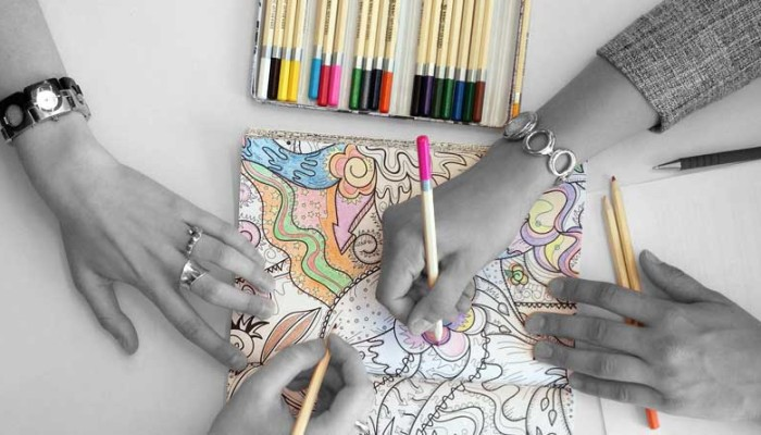 The Benefits of Adult Coloring In Books